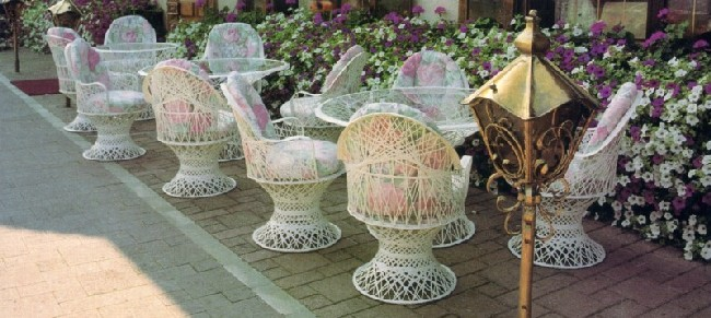 Figerglass Outdoor Wicker Furniture Manufacturer Master Wicker